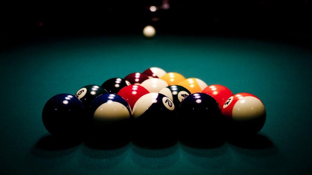 Strung Billard Balls 8 ball pool