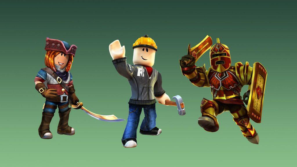 Roblox Characters Hi - Wait - Attacks